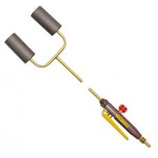 Горелка пропановая кровельная 2-х факельная Донмет ГВ-252