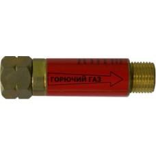 Клапан огнепреградитедьный газовый на редуктор М16х1,5
