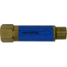 Клапан огнепреградитедьный кислородный на редуктор М16х1,5