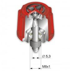 Вентильный блок в сборе Донмет ГГ (горючий газ)