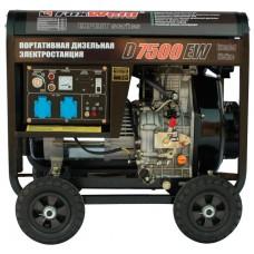 Генератор дизельный Foxweld D7500EW