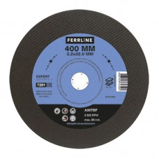 Круг отрезной по металлу Ferrline 400х3,2х32 Expert