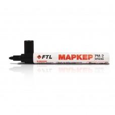 Маркер-краска Foxweld  FTL PM-2 4мм черный