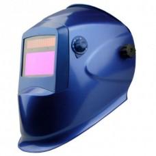 Маска сварщика хамелеон Foxweld Корунд-2  (синяя)