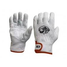 Перчатки кожаные Сварог TIG ПР-38