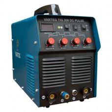 Аппарат аргонодуговой сварки Foxweld Varteg TIG 200 DC Pulse /6148